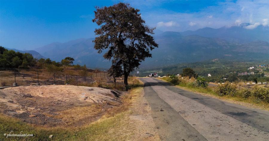 A view from Kovilkadavu