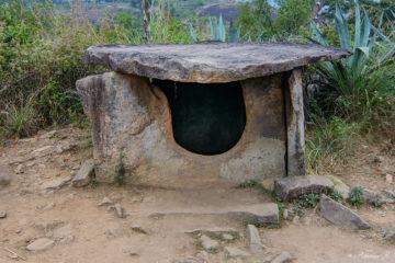 Marayoor Muniyara or Dolmens