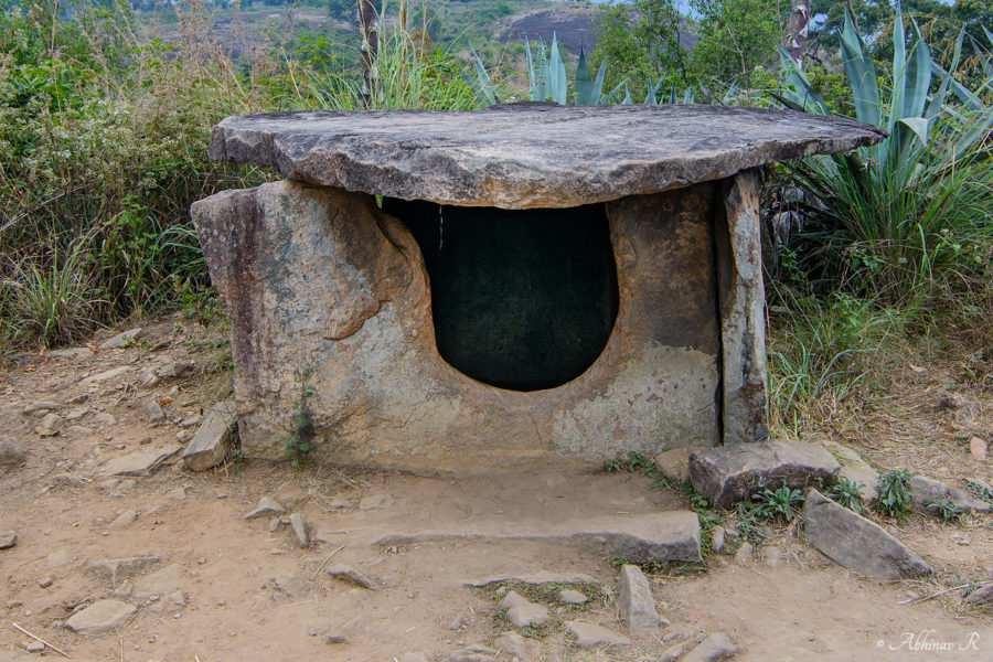 Muniyara or Dolmens of Marayur