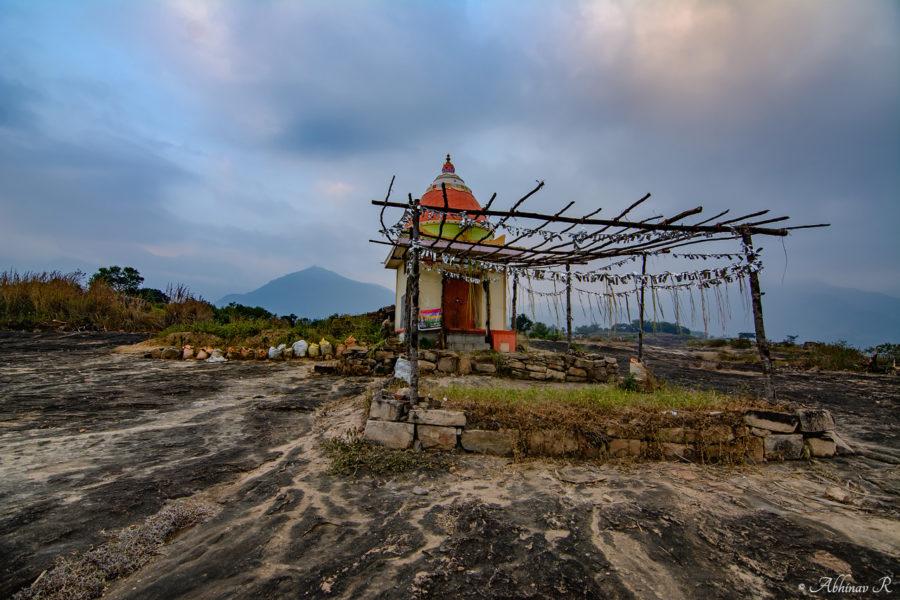 Sree Rama Temple near Marayoor Dolmens