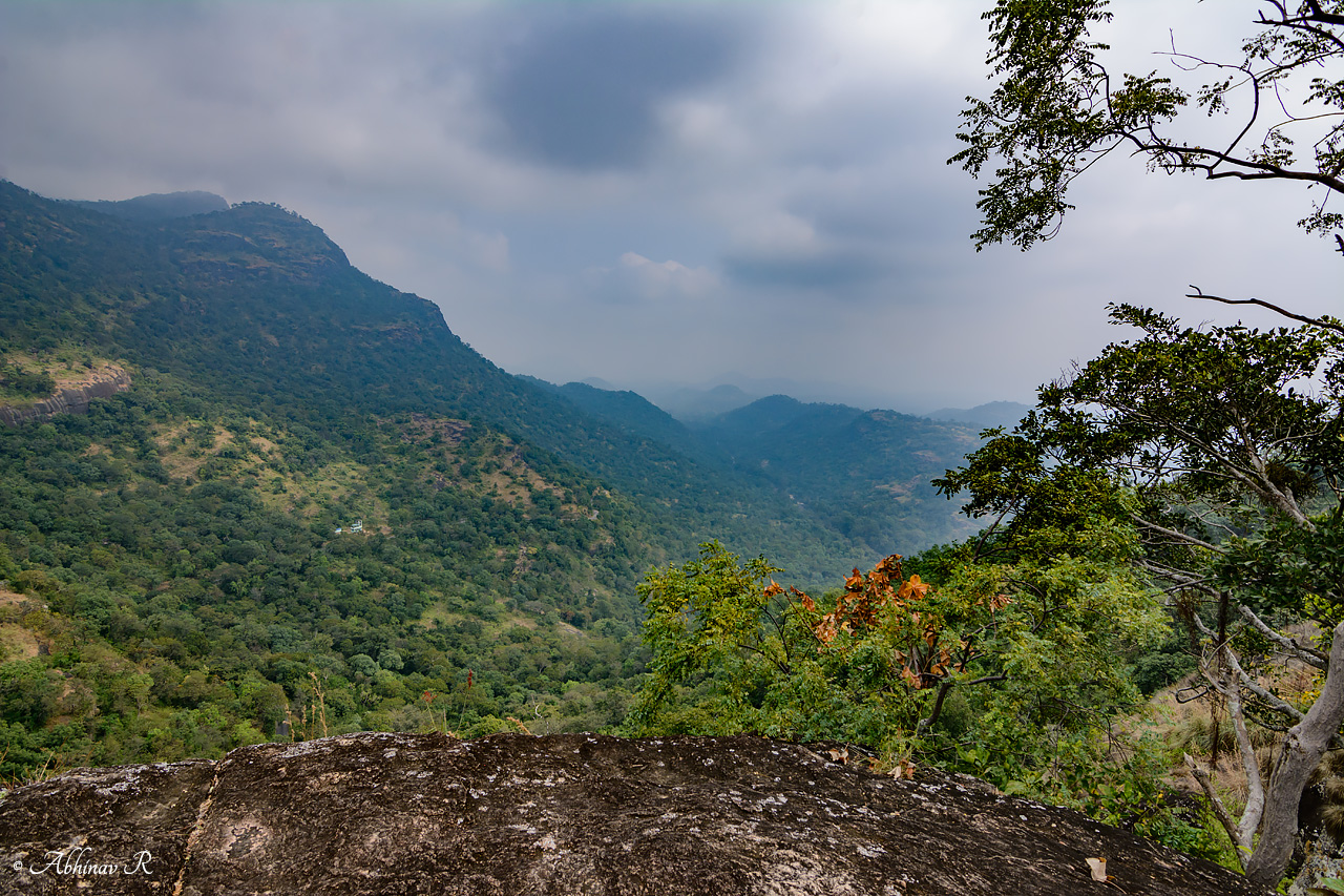 Chinnar view point