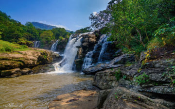 Thoovanam Waterfalls