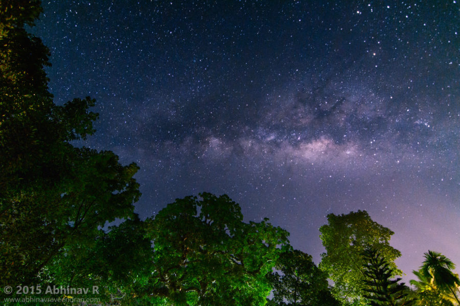 Milky Way with Tokina 11-16 DX II