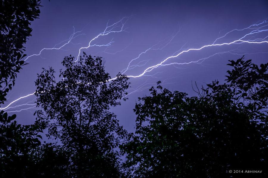 Lightning - from Cheruvally